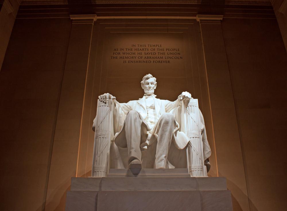Lincoln Memorial Horizontal