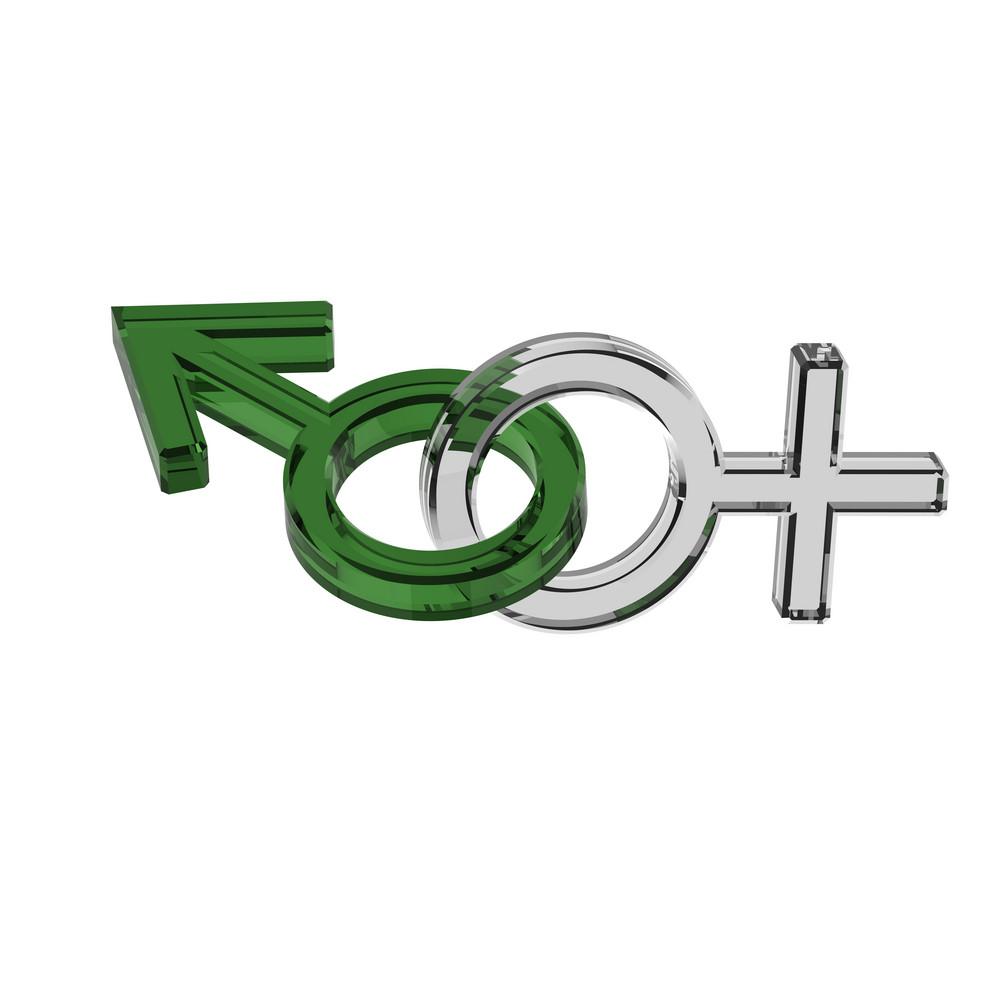 Linked Sex Symbols.