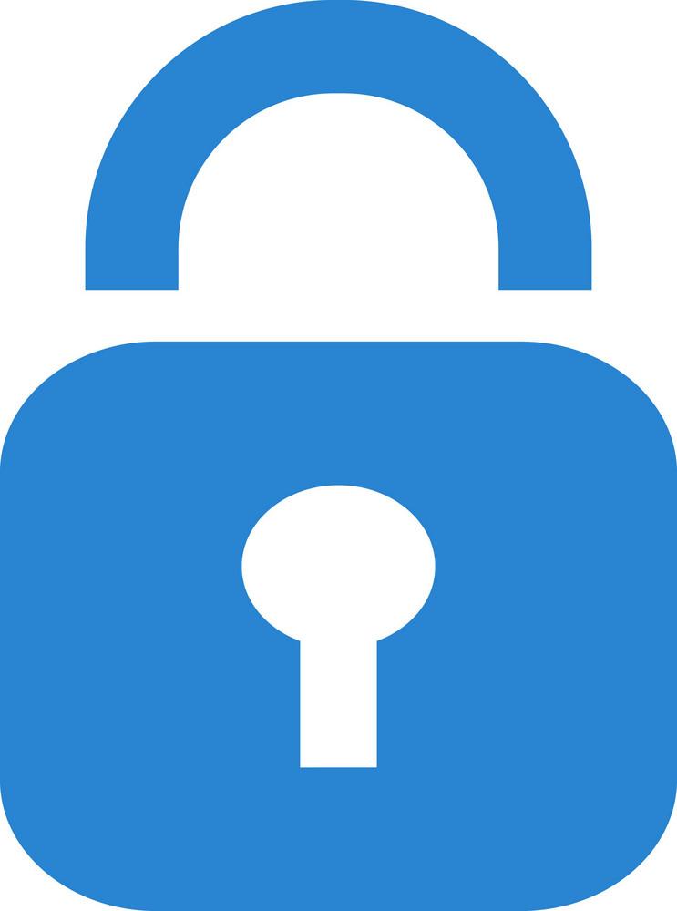 Lock Simplicity Icon