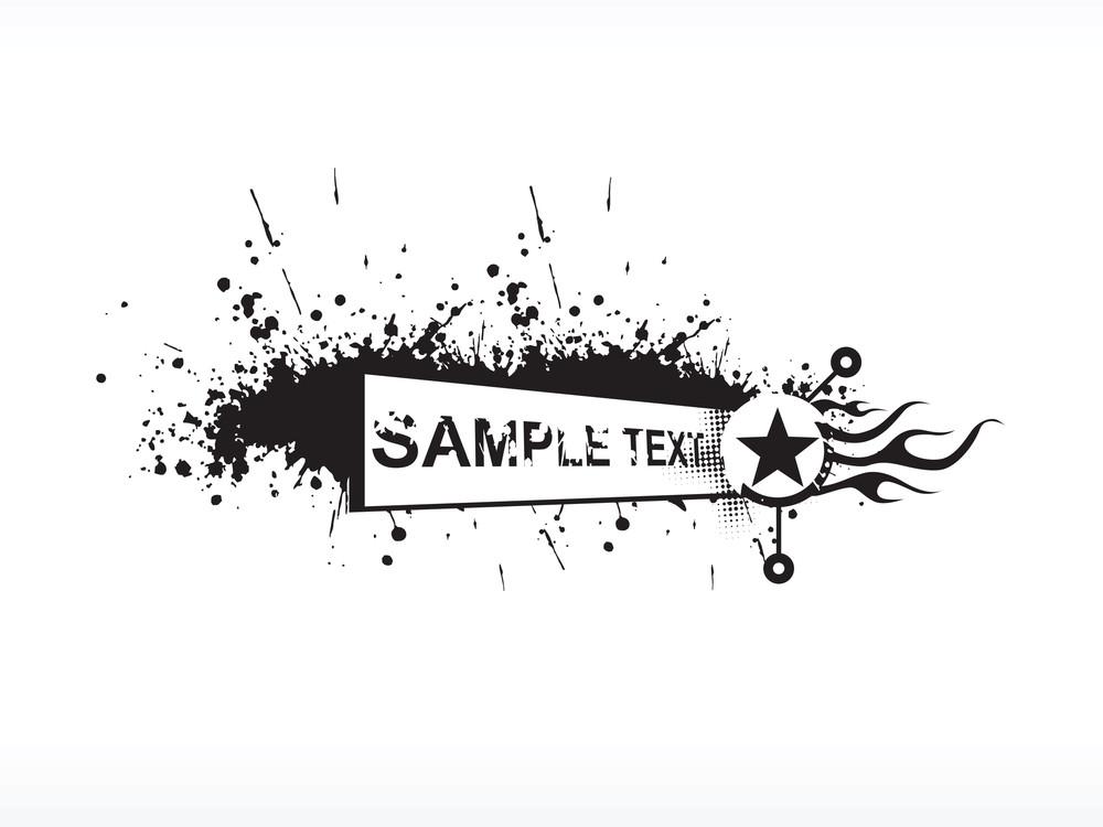Logo Fire Star Vector Wallpaper