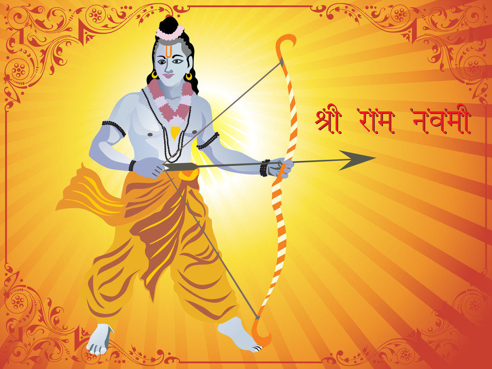 Lord Rama Image For Ramnavami