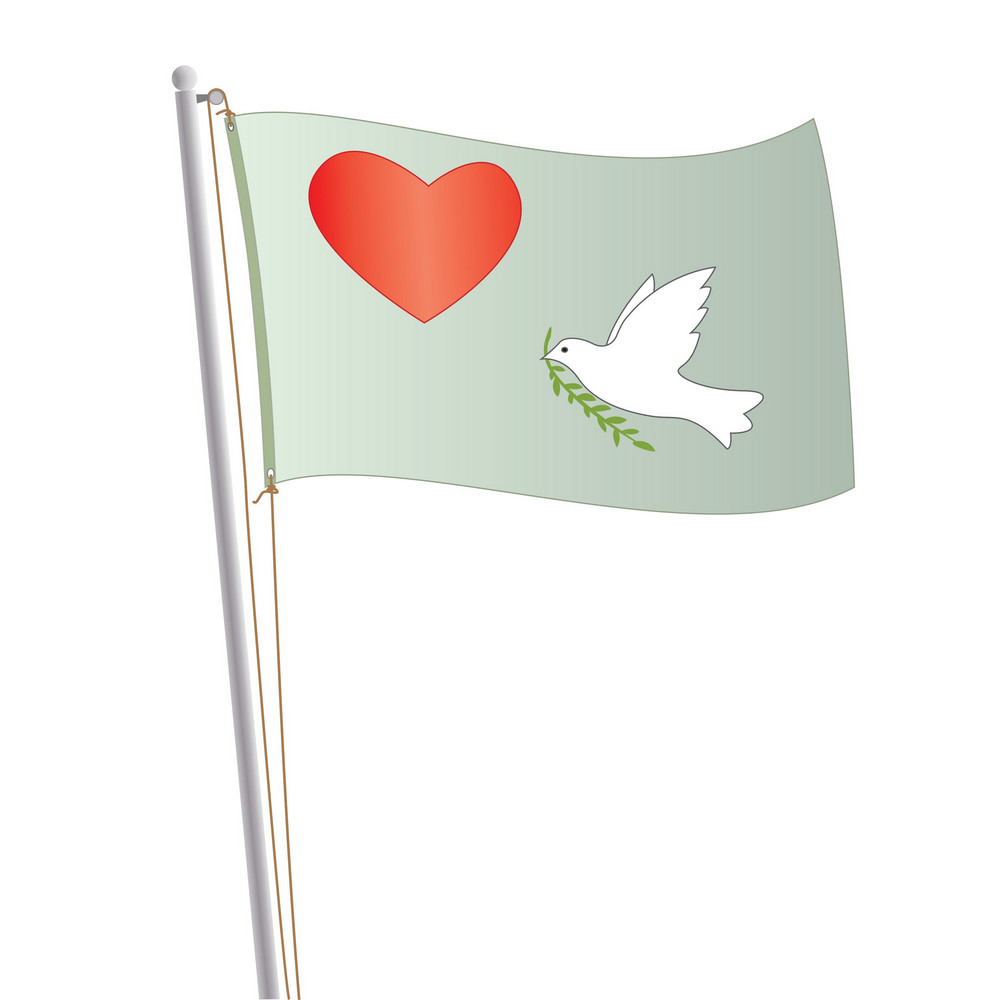 Love_and_peace_flag