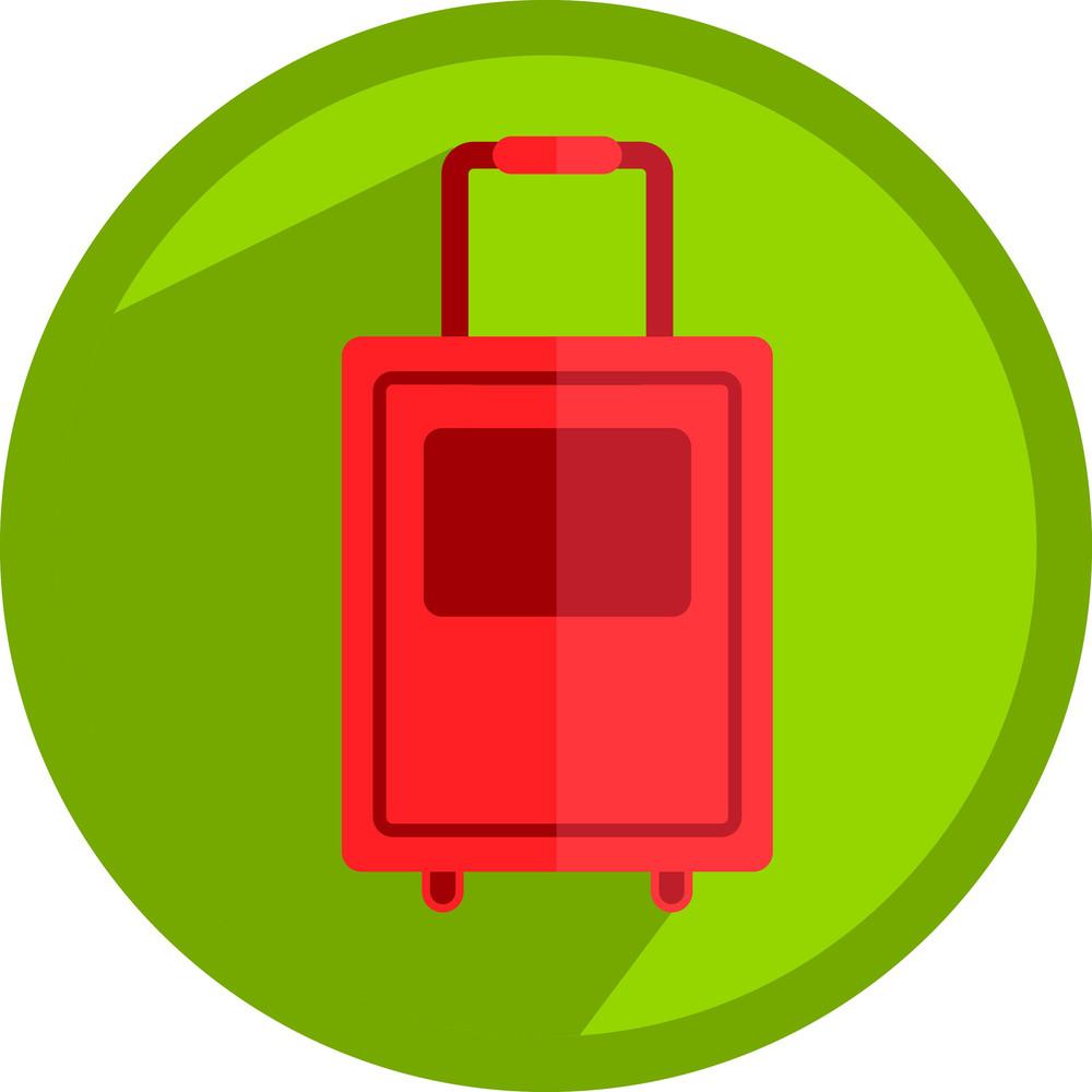 Luggage Bag Icon