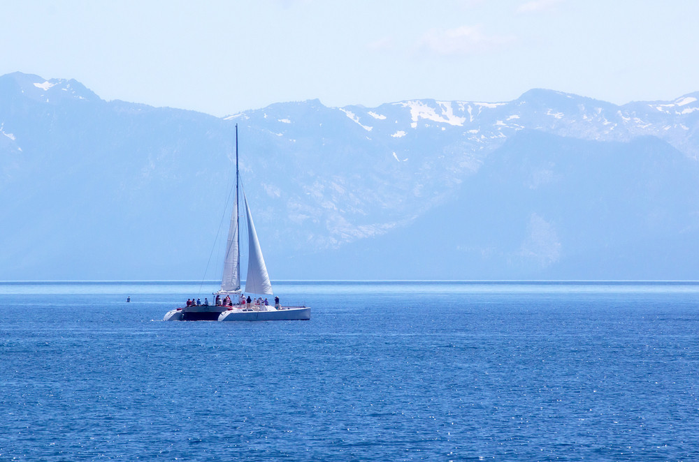 Luxury Sailing Boats
