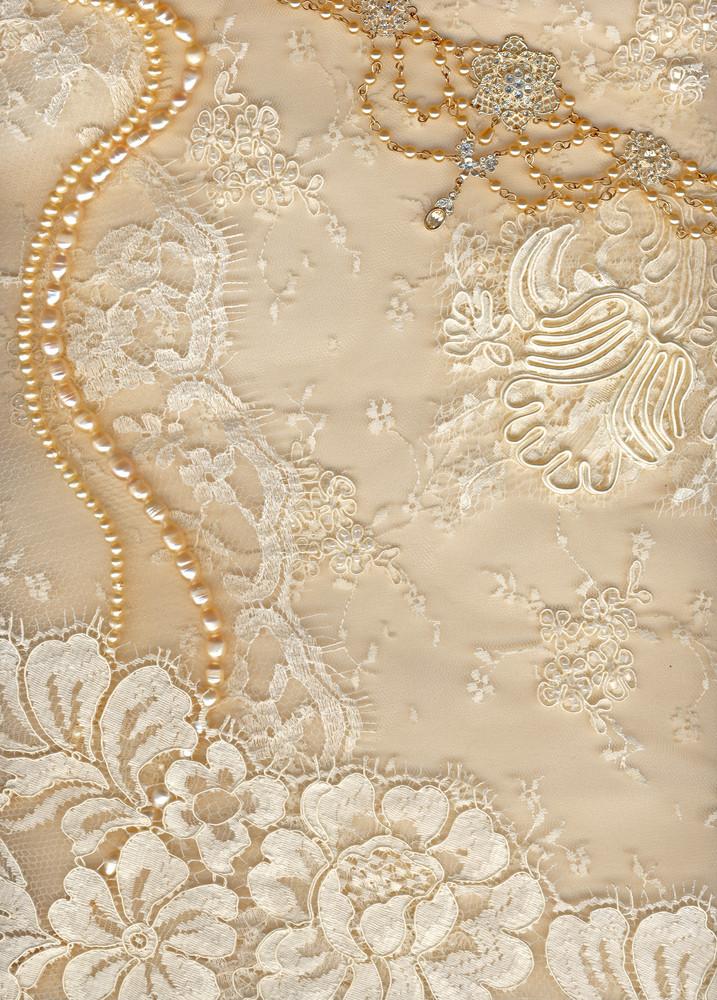 Luxury Wedding Background With Plenty Of Copy Space