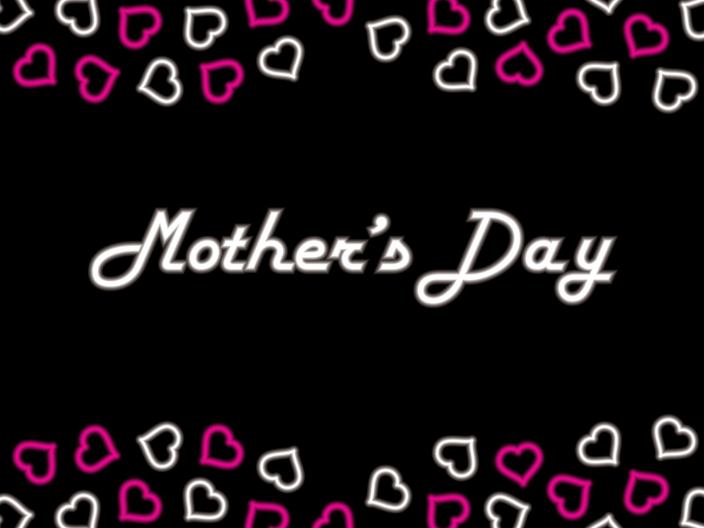 Macro Illustration With Mother Day Background
