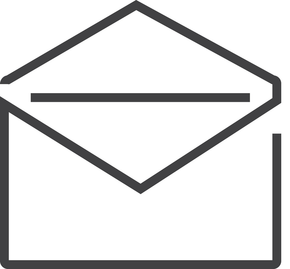 Mail 4 Minimal Icon