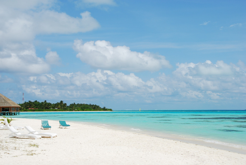 Maldives Beach And Island
