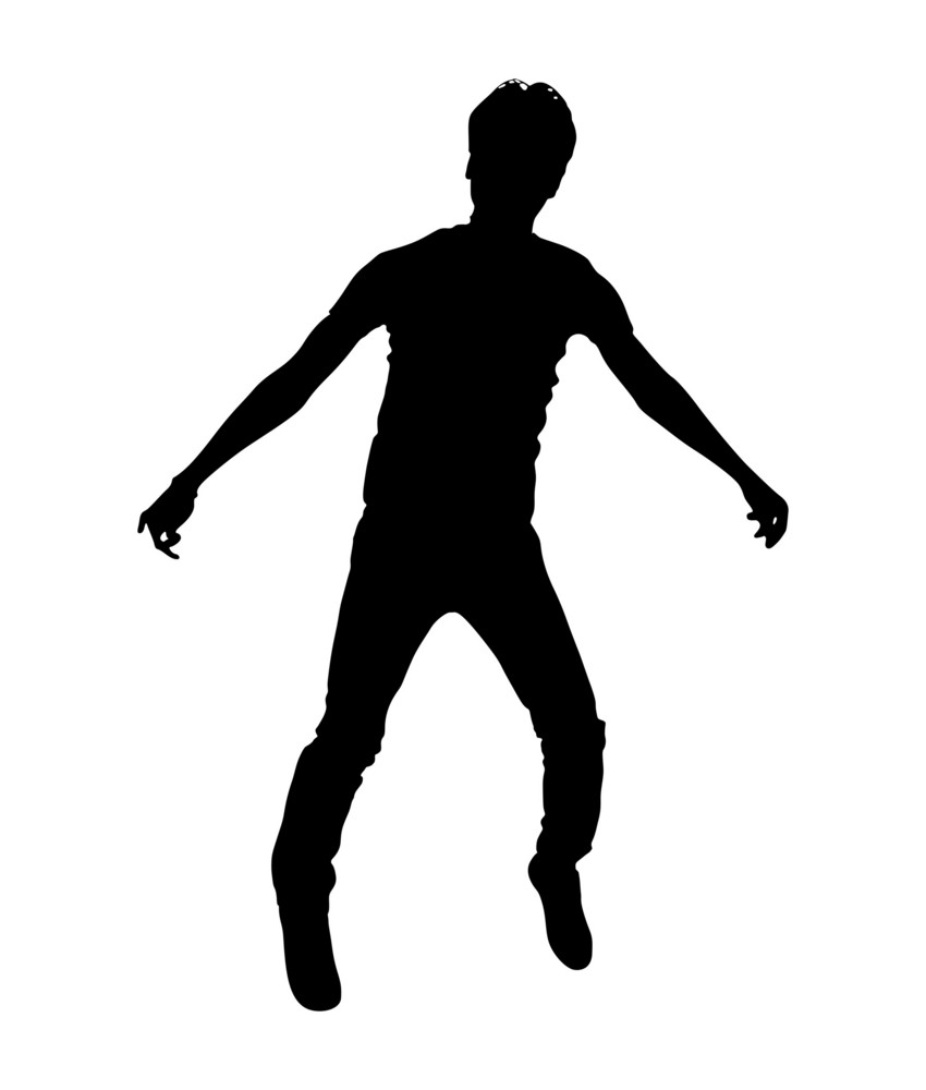 Man Standing Shape