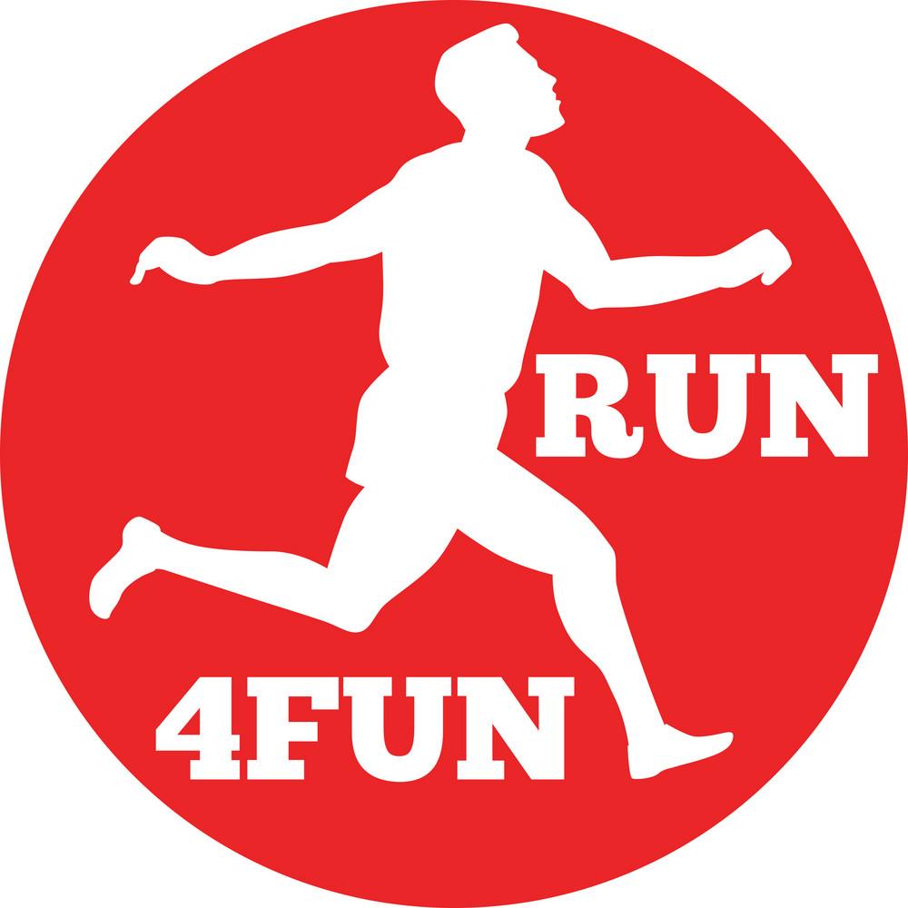 Marathon Runner Run 4fun Race