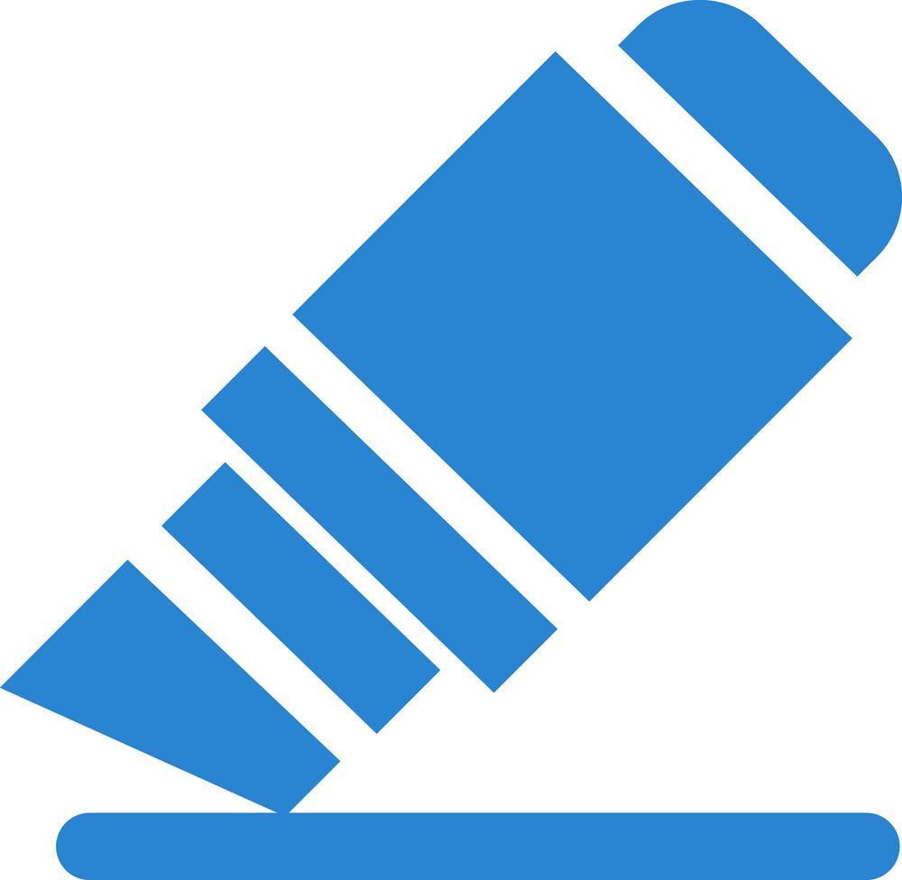Marker Write Simplicity Icon
