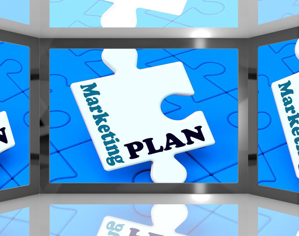Marketing Plan On Screen Shows Marketing Strategies