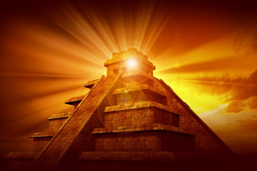 Mayan Mystery Pyramid