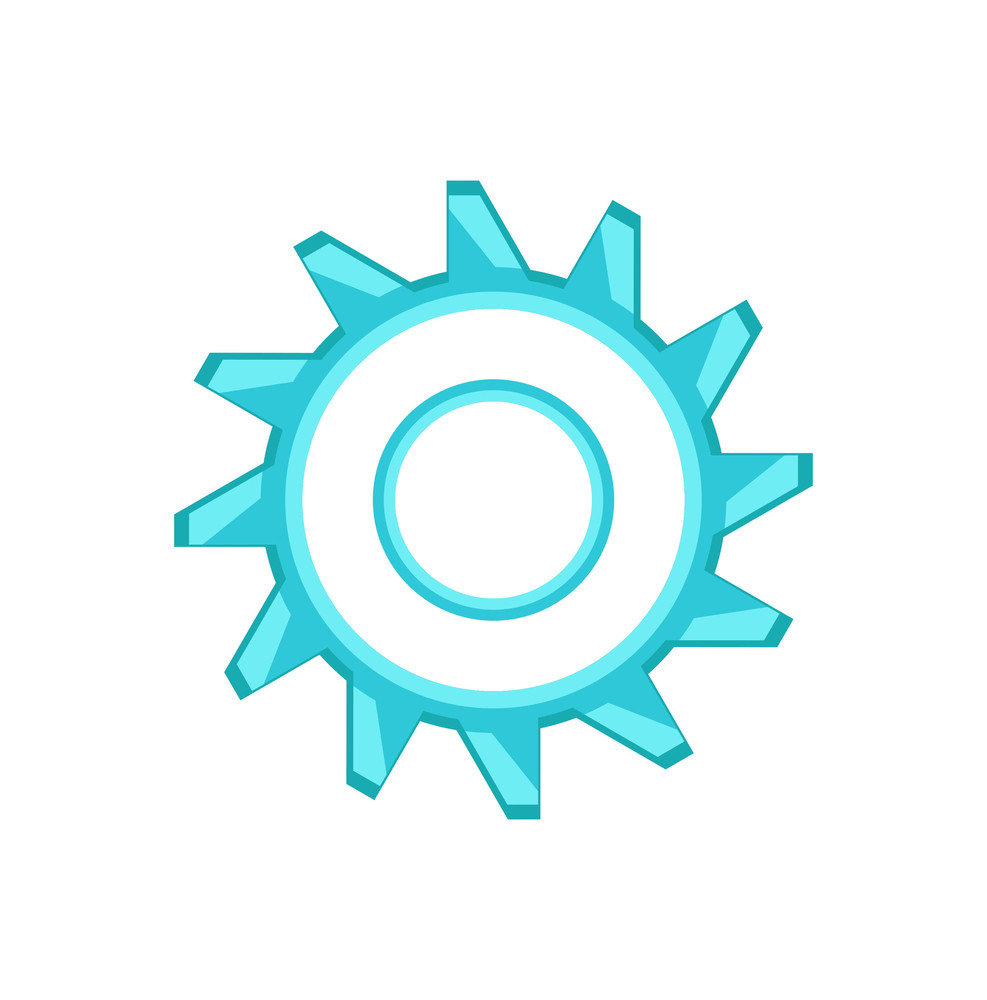 Mechanical Gear Wheel