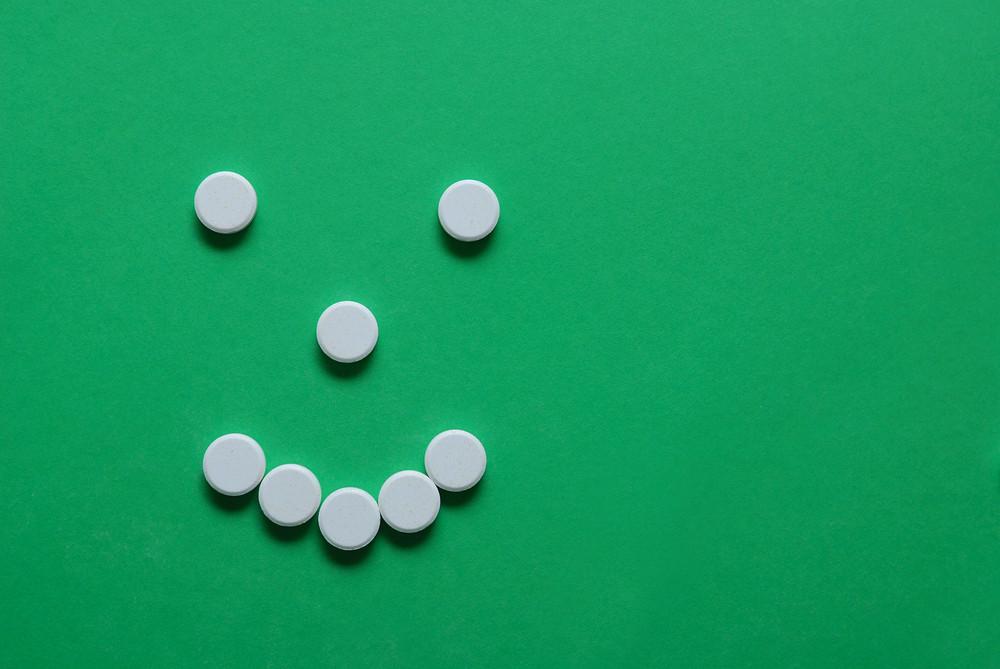 Smiley pills