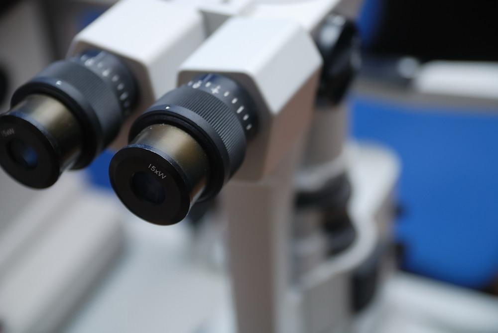 Teest vision machine