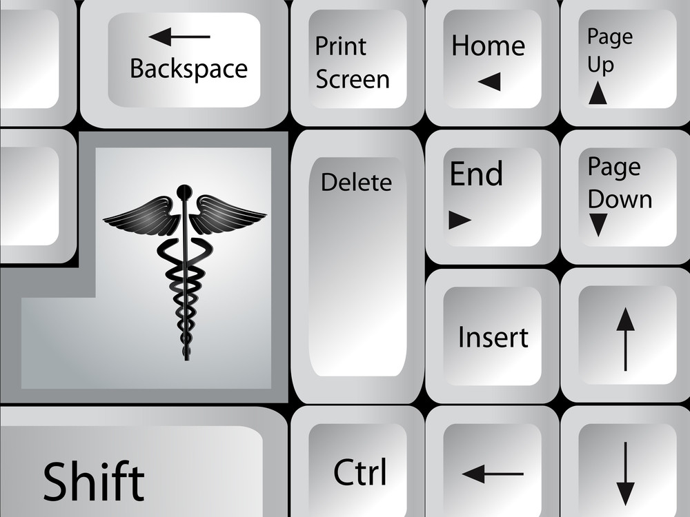 Medical Keyboard