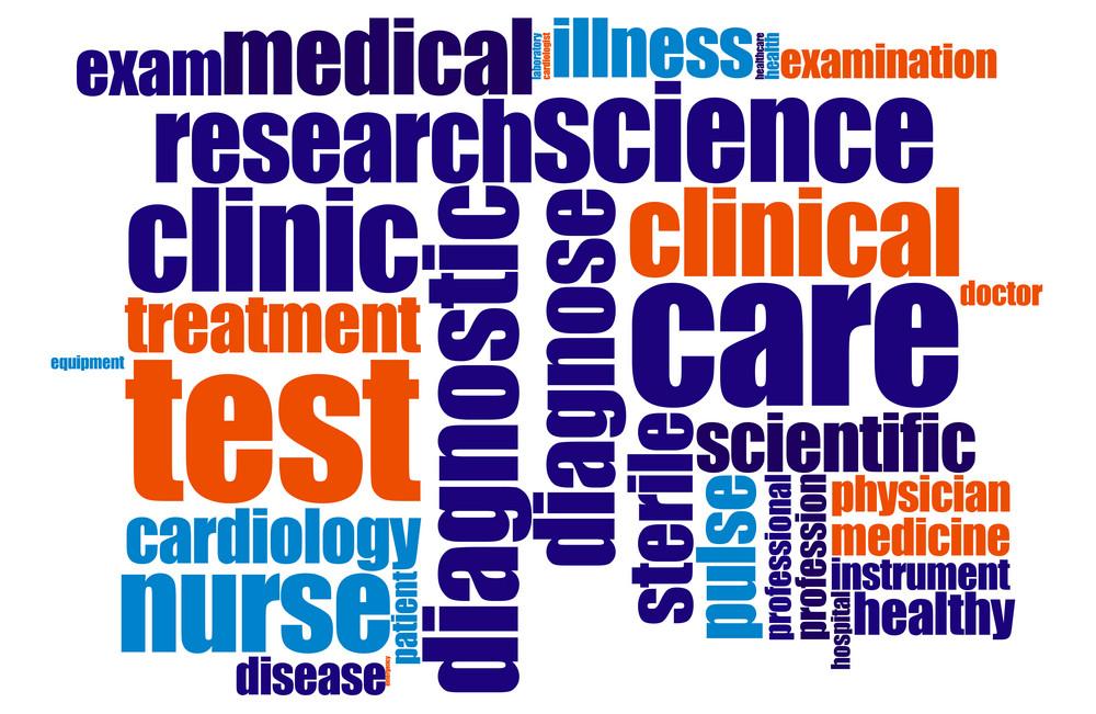 Medical Word Cloud