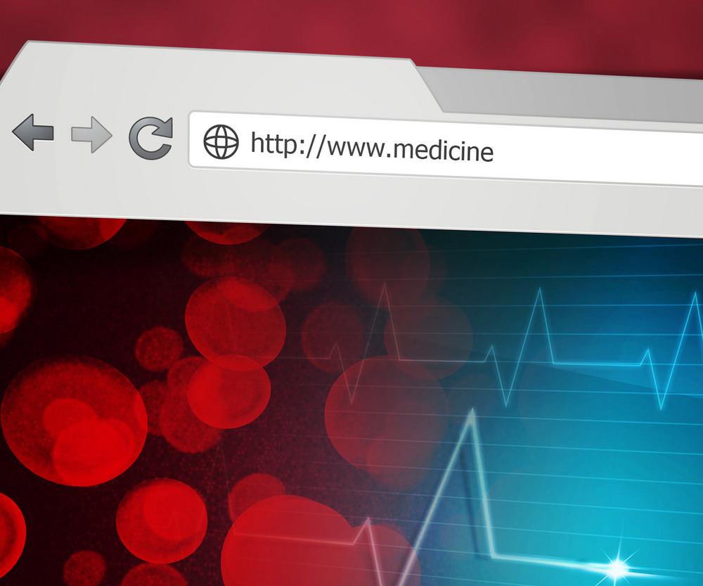 Medicine Web Browser