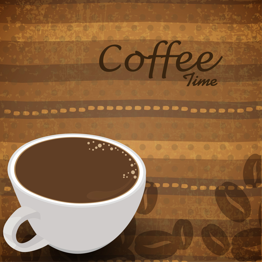 Menu Card Design For Coffee House.