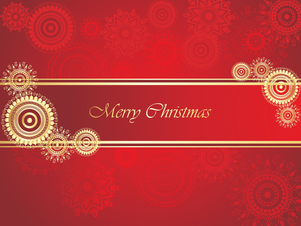 Merry Christmas Background Design9