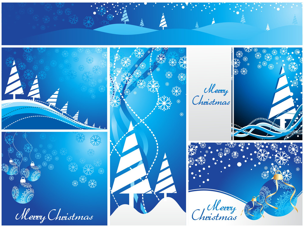 Merry Xmas And Happy New Year Collection