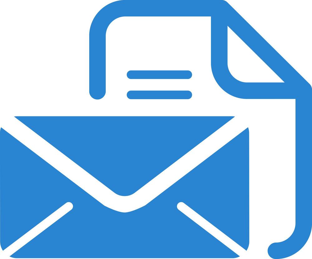 Message Contents Simplicity Icon