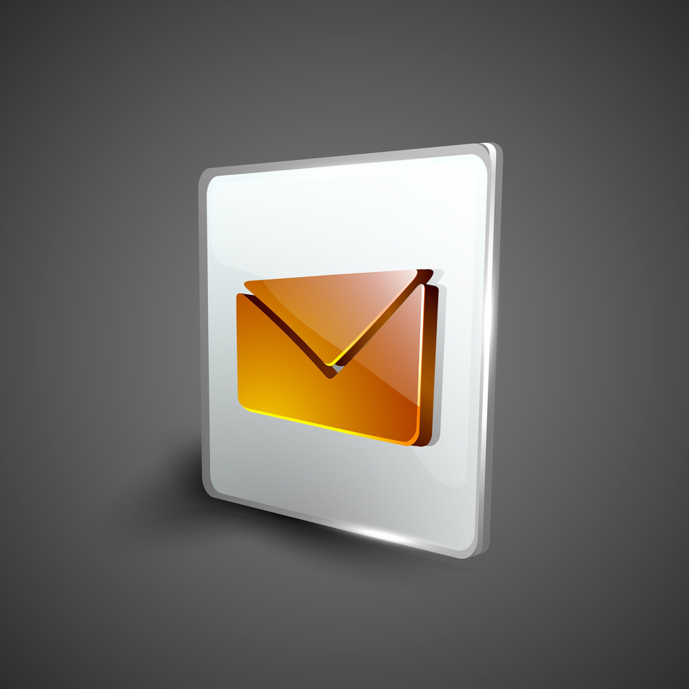 Message Symbol Icon Set.