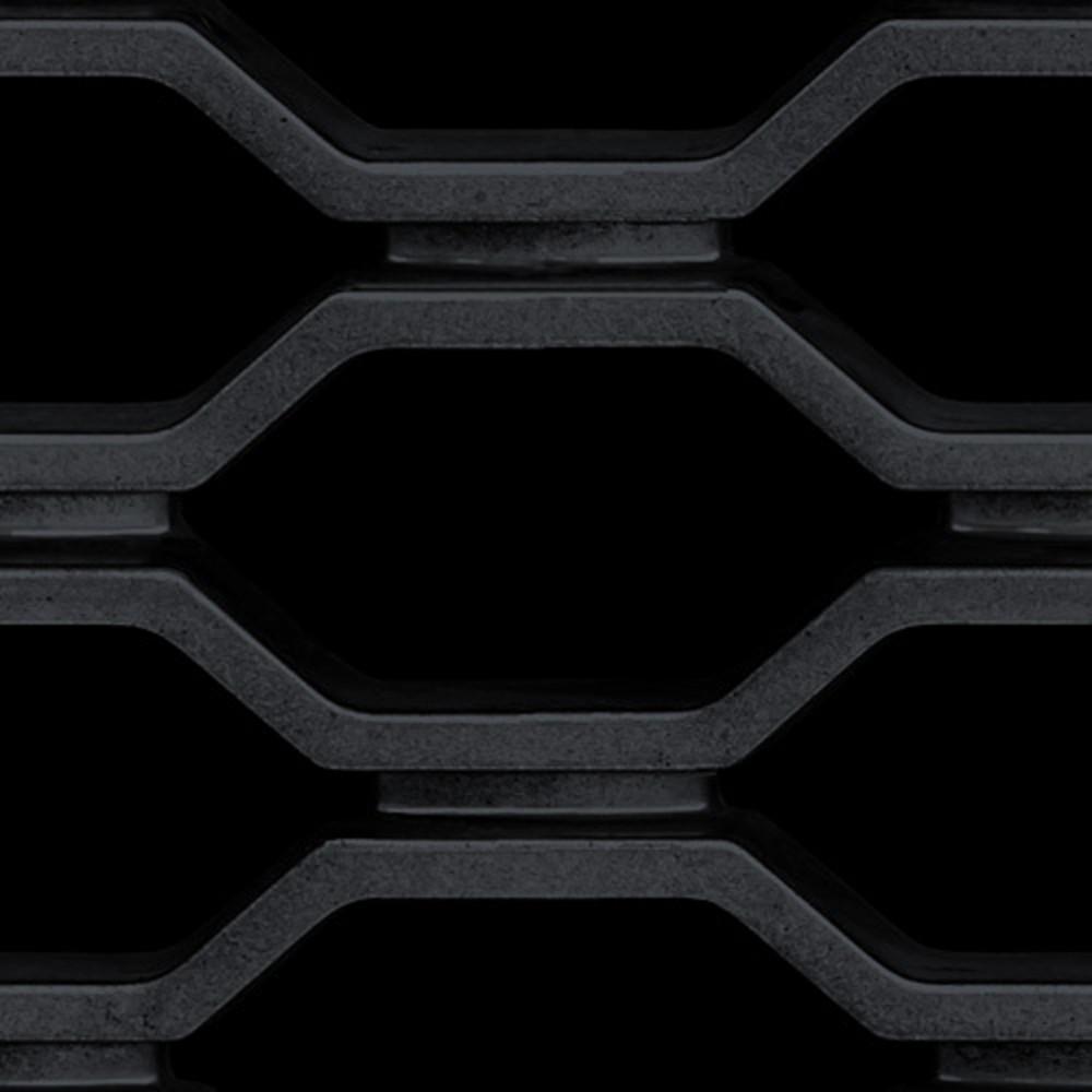 Metal Seamless Web Tile