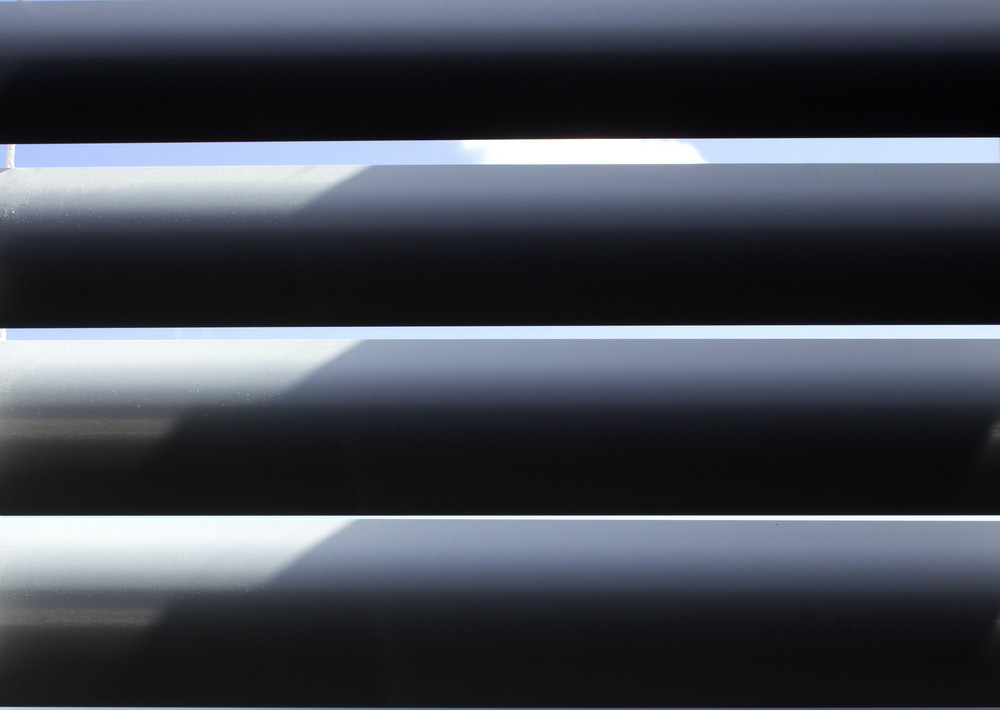Metallic Pipes Background