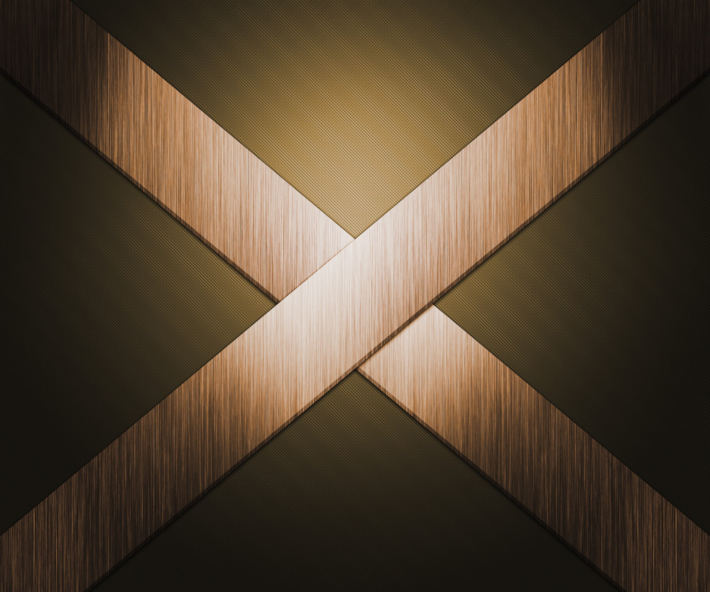 Metallic X Texture