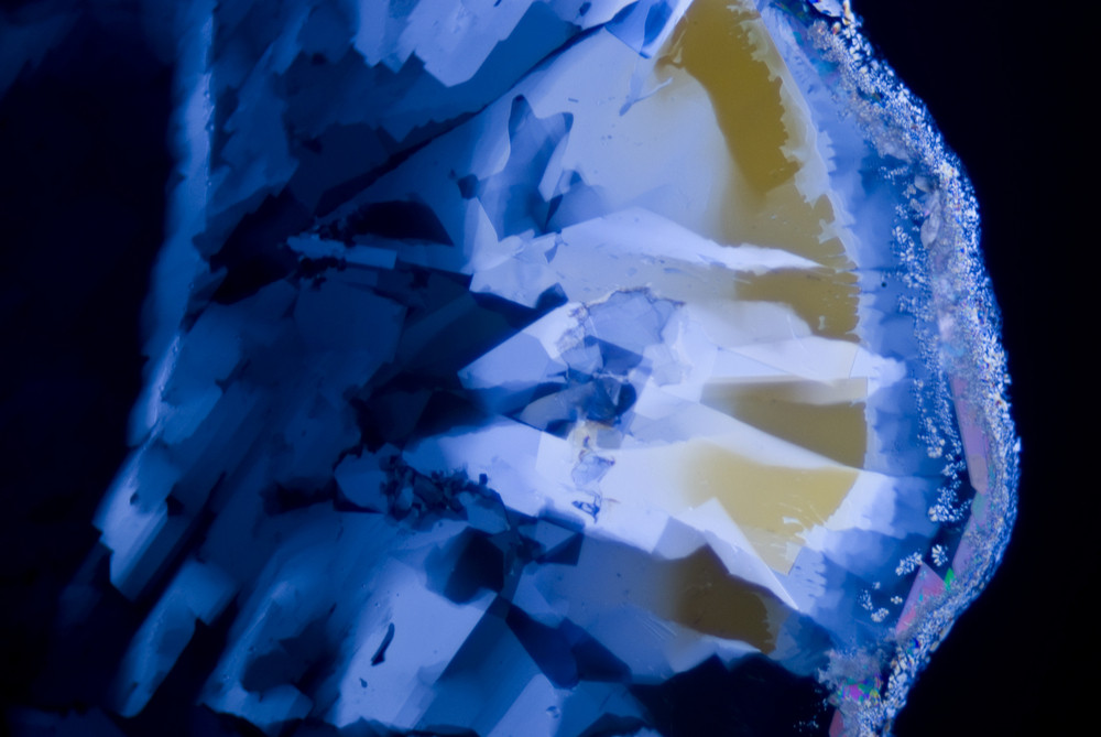 Microcrystals Of Saccharin