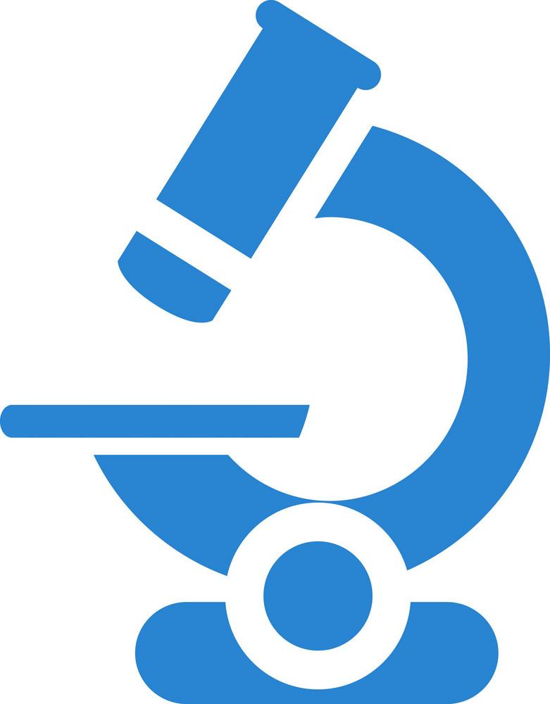 Microscope Simplicity Icon