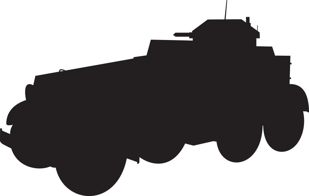 Military Vehicle 18