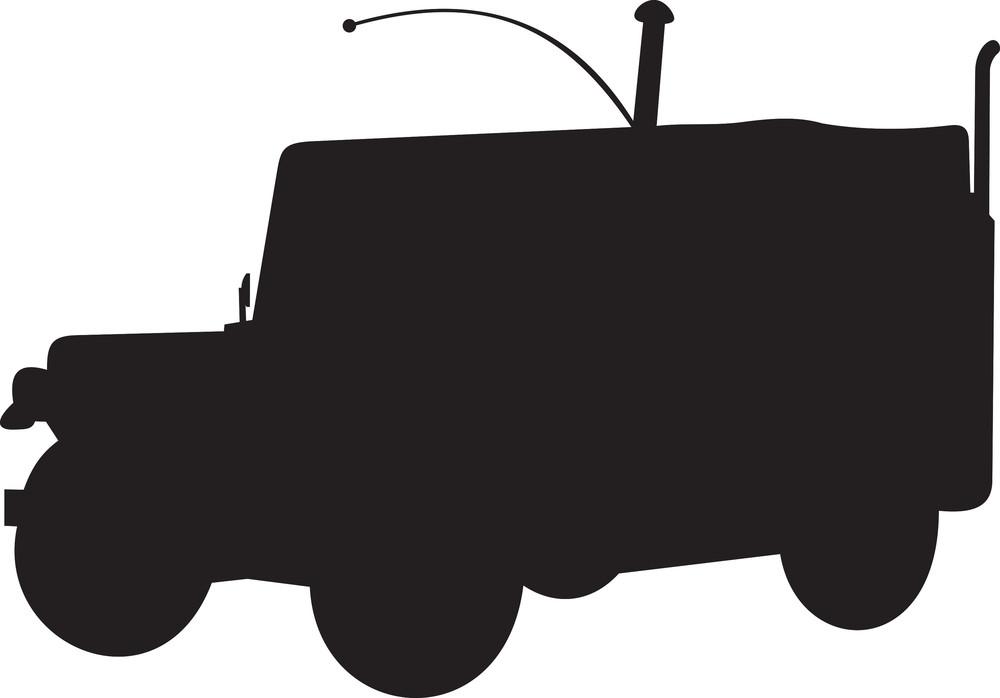 Military Vehicle 58