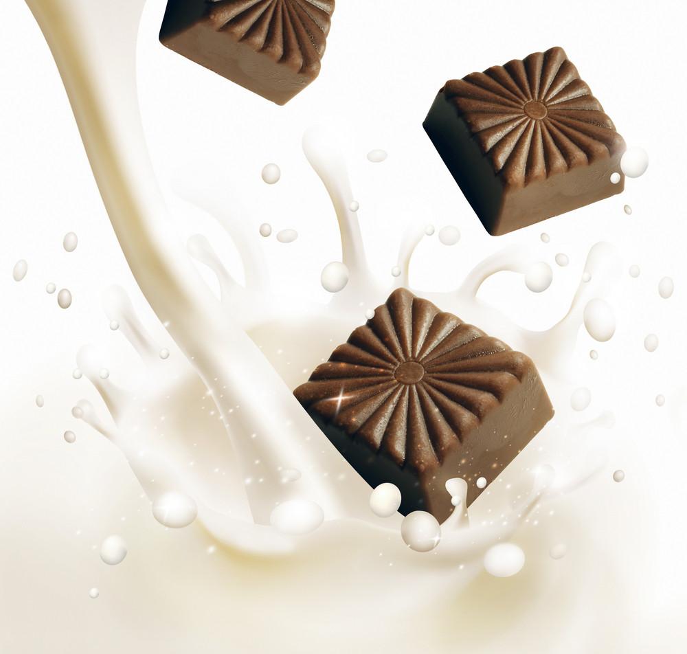 Milk And Chocolate