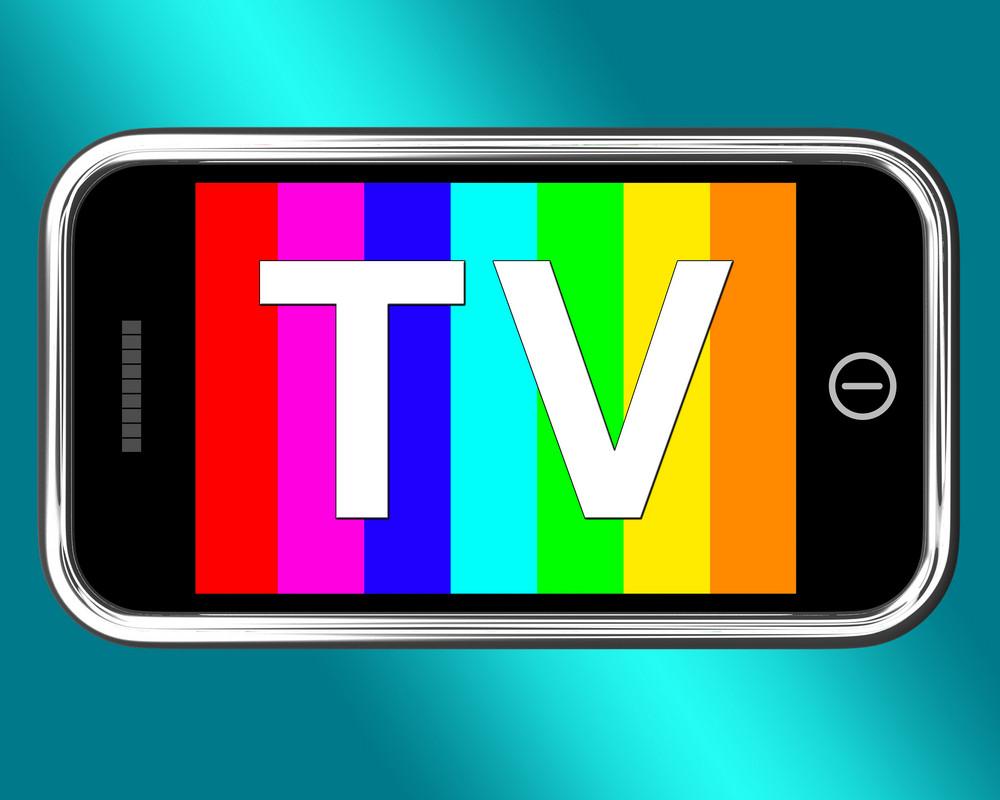 Mobile Digital Television On Smartphone