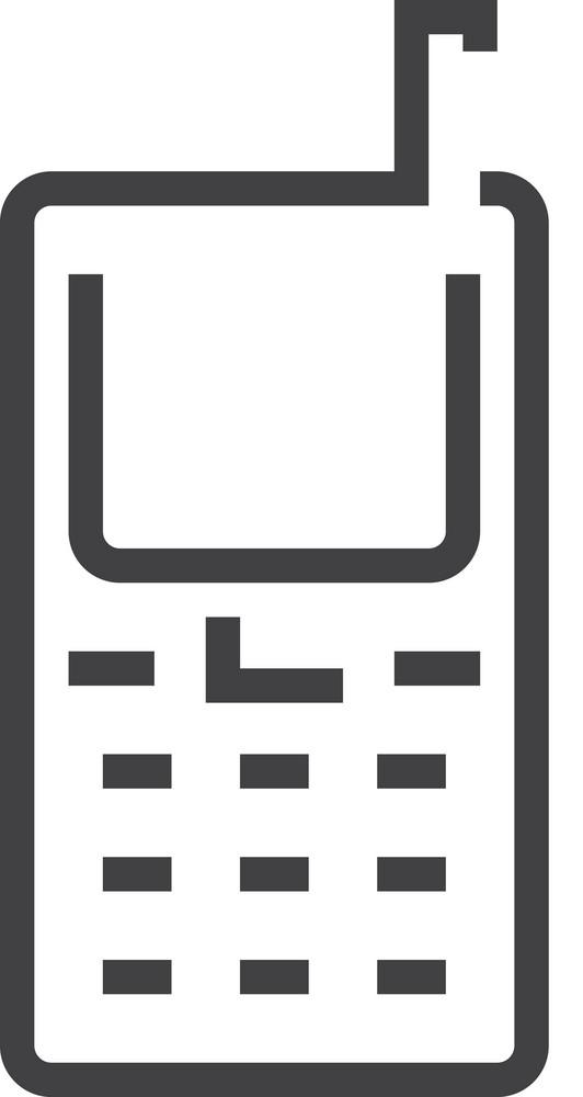 Mobiphone Minimal Icon