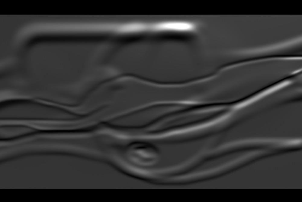 Modern Abstract  Shape