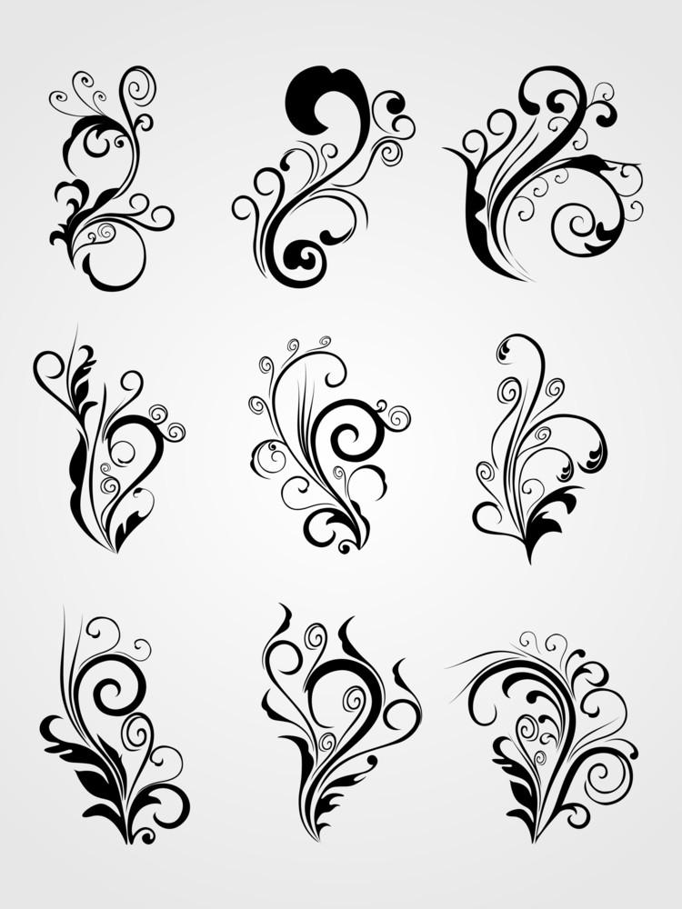 Modern Design Tattoos