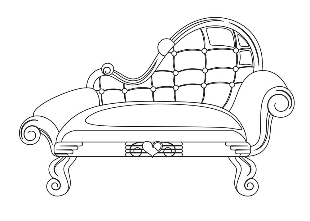 Modern Fancy Sofa Shape