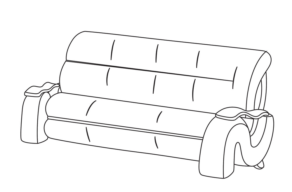 Modern Sofa Shape