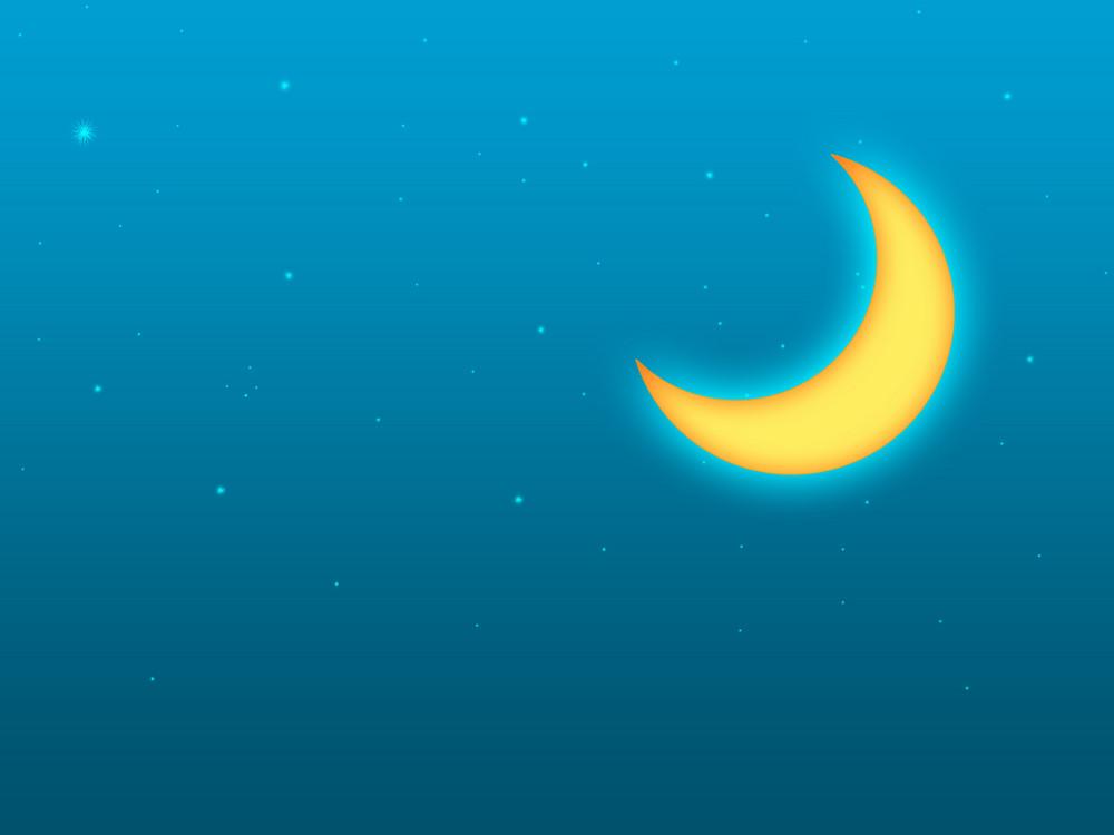 Moon Background