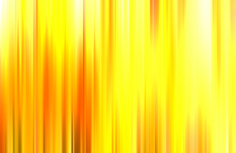 Motion Bright Yellow Background