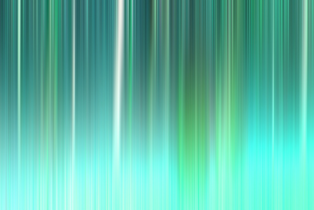 Motion Green Striped Background