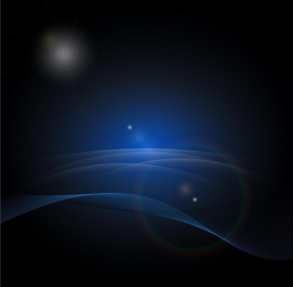 Motion Neon Light Background