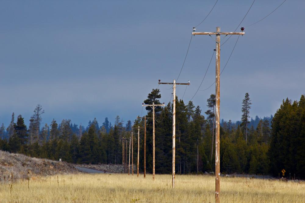 Mountain Electronic Pole