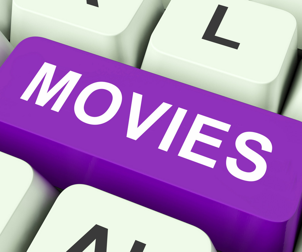 Movies Key Means Films Or Movie