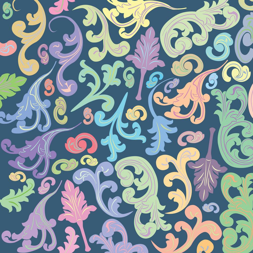 Multi-colored-background