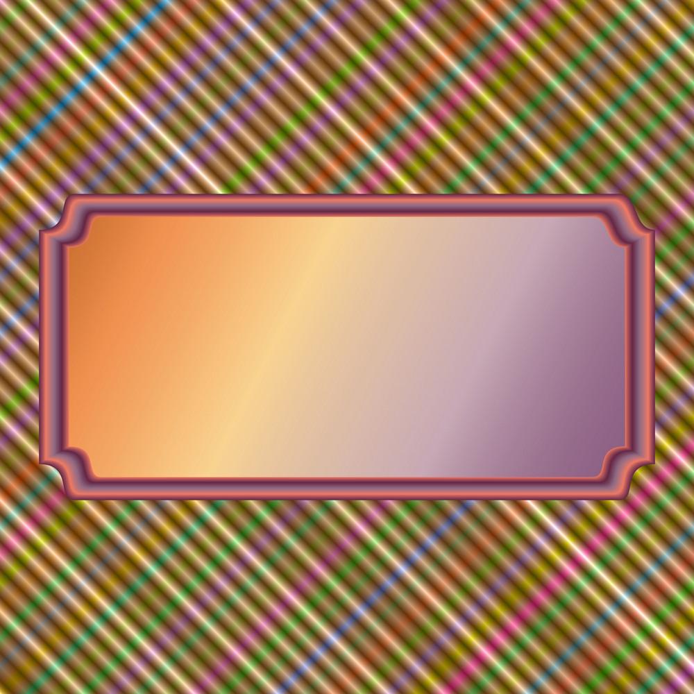 Multi-colored-label
